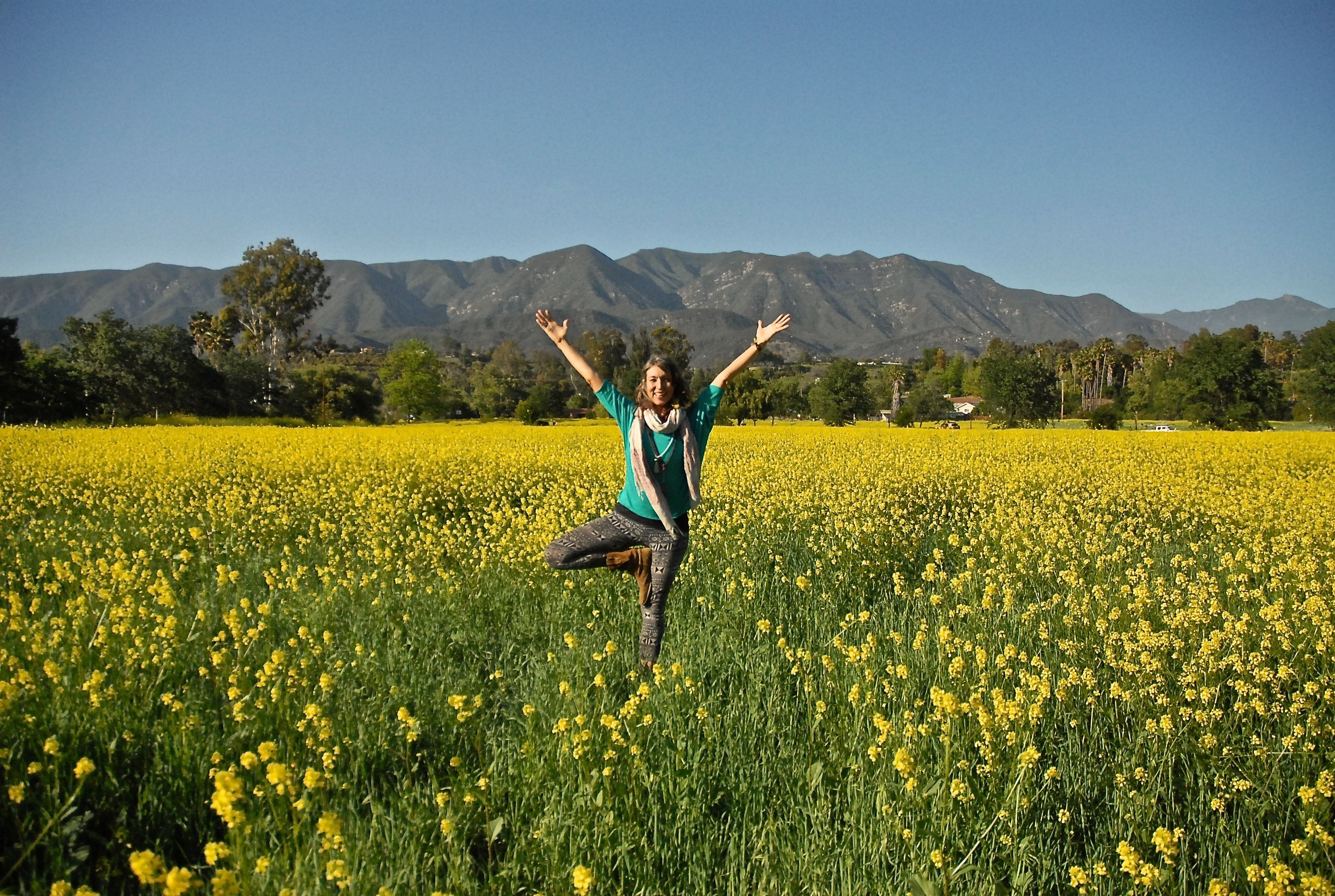Visionary Yoga Classes at Amara Healing Center of Ojai