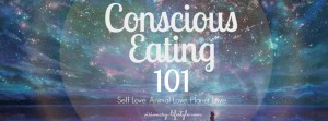 conscious eating 101 timeline promo