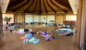 med mount yoga