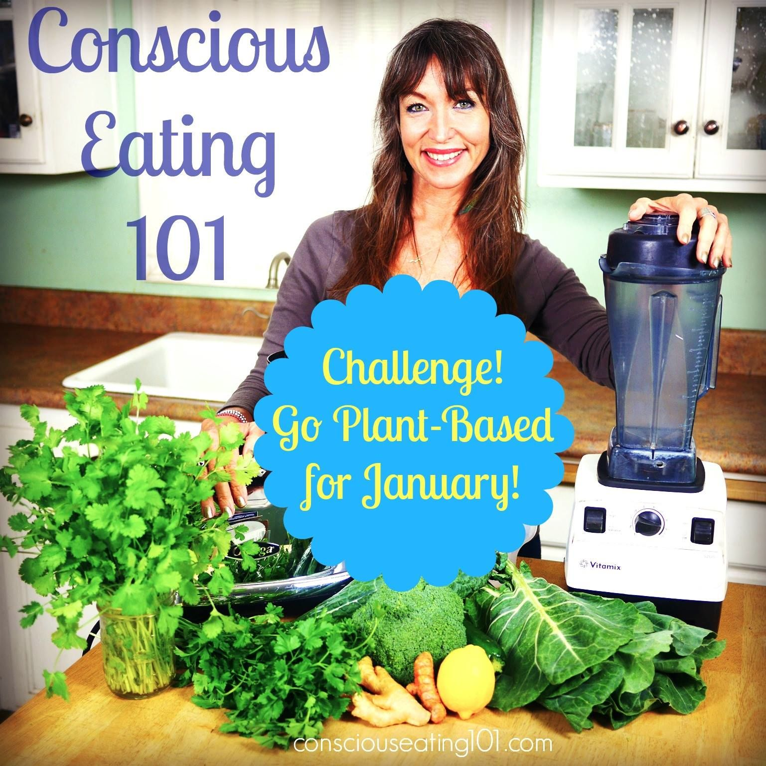 January Conscious Eating Challenge