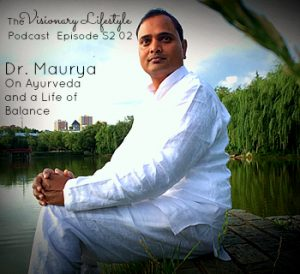 dr Maurya artwork
