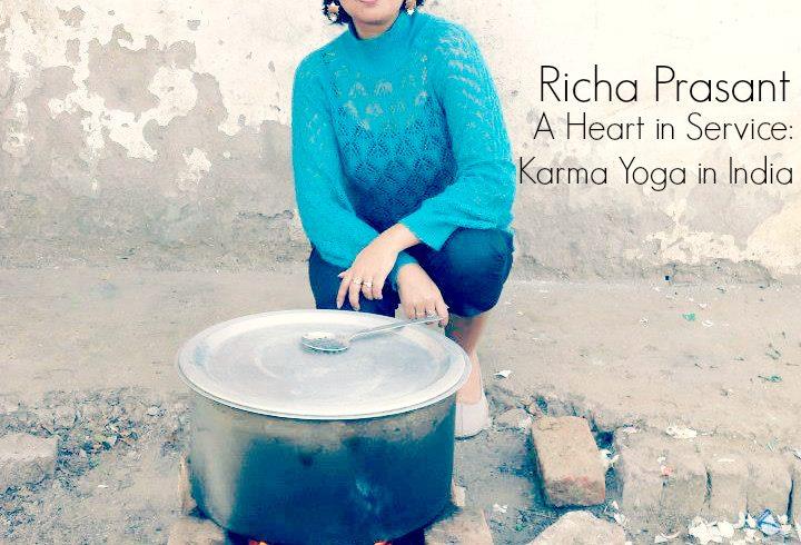 VLP S2 15 Richa Prasant: A Heart in Service: Practicing Karma Yoga in India