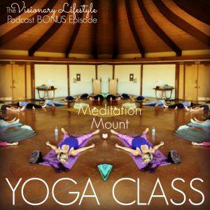 med mount yoga class bonus