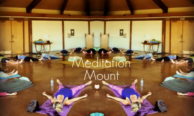 BONUS Episode: Yoga Class in Ojai, California
