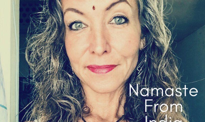 Namaste from India: Break Announcement