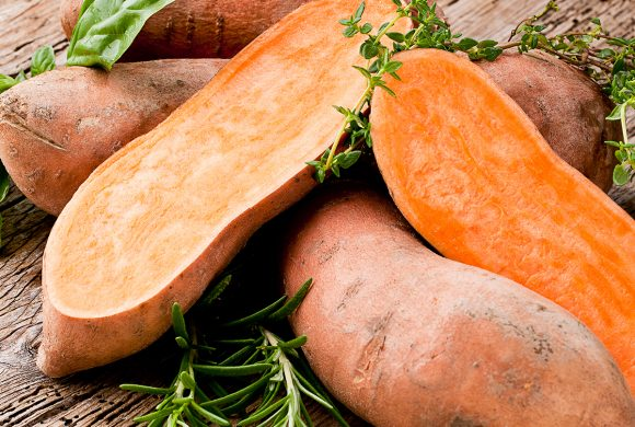 2 Thanksgiving Sweet Potato Recipes
