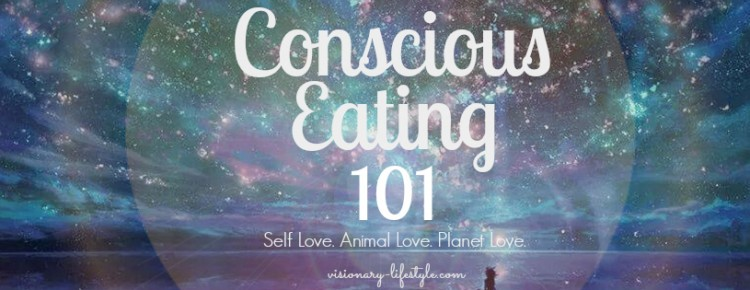 Conscious Eating 101 eCourse LAUNCH!
