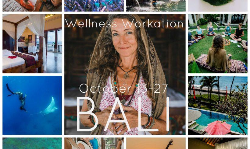 Wellness Workation Bali