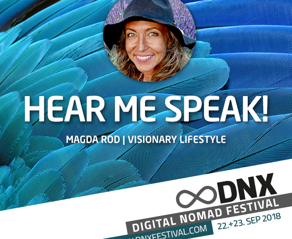 Wellness on the Road Talk at DNX Global Festival in Lisbon